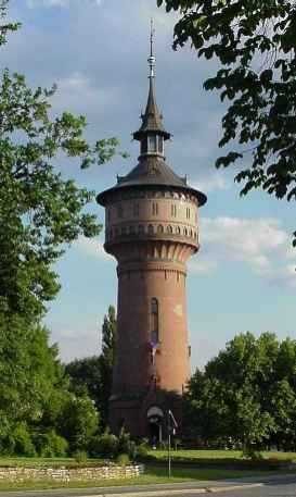 [ The Forst watertower ]
