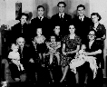 [ The western branch of the Franz family in 1938 ]